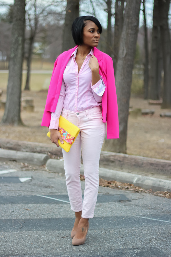 the daileigh jacket t-shirt pants bag shoes