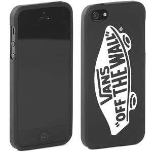 Vans IPhone 5 iPhone Case black