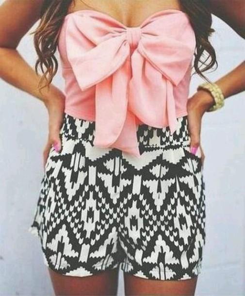 jumpsuit aztec girly feminine
