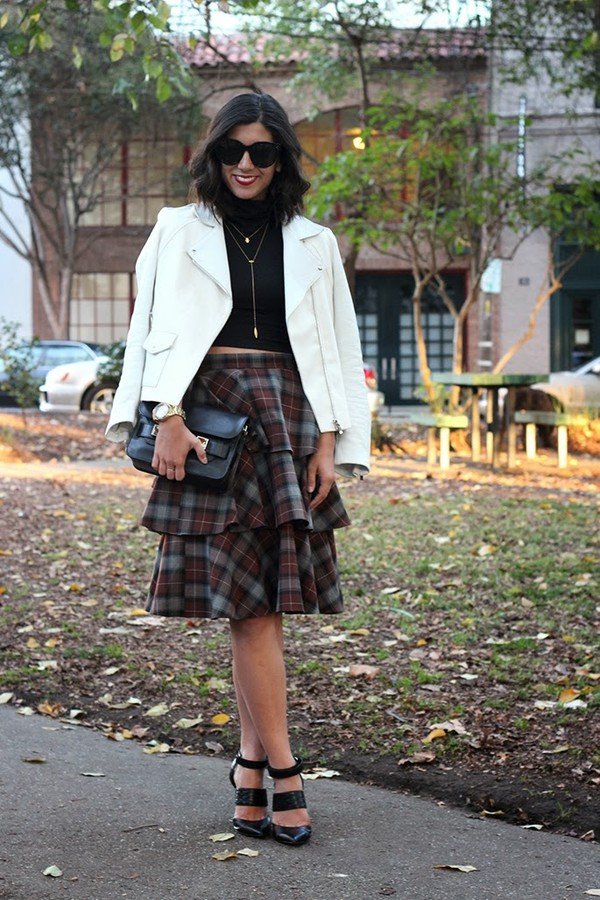 this time tomorrow jacket t-shirt skirt shoes bag sunglasses