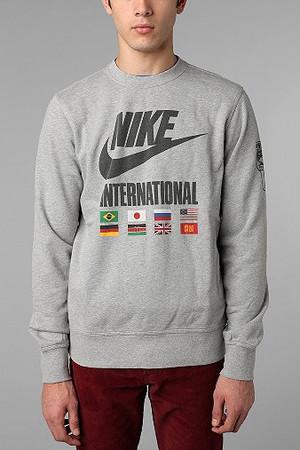 Nike International Crew Sweatshirt - Urban Outfitters ($50-100) - Svpply