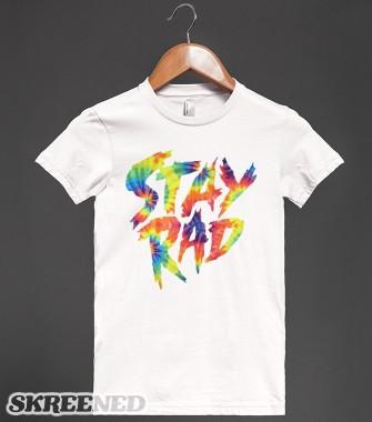Stay Rad - Phantastique Boutique - Skreened T-shirts, Organic Shirts, Hoodies, Kids Tees, Baby One-Pieces and Tote Bags Custom T-Shirts, Organic Shirts, Hoodies, Novelty Gifts, Kids Apparel, Baby One-Pieces | Skreened - Ethical Custom Apparel