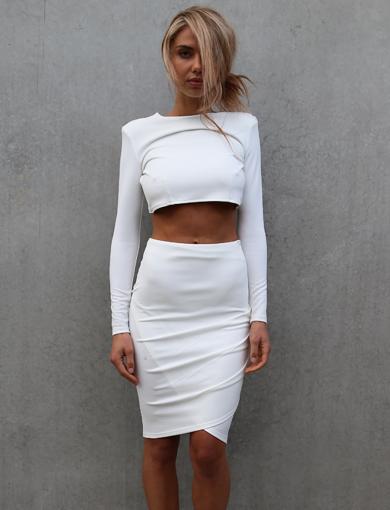 Buy Midi Skirt At Tiger Mist