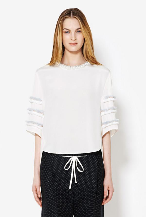 sweater lookbook fashion phillip lim pants