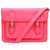 ROMWE | Metal Buckles Pink Bag, The Latest Street Fashion