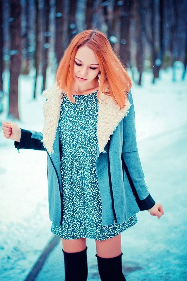 gvozdishe dress coat