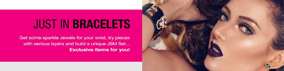 Jewel Be Mine · Bracelets