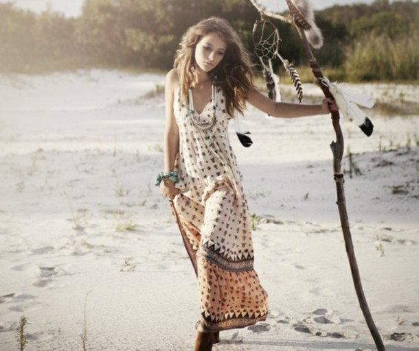 dress style summer beach boho boho dress boho chic boho jewelry beach dress summer dress summer outfits long dress gypsy
