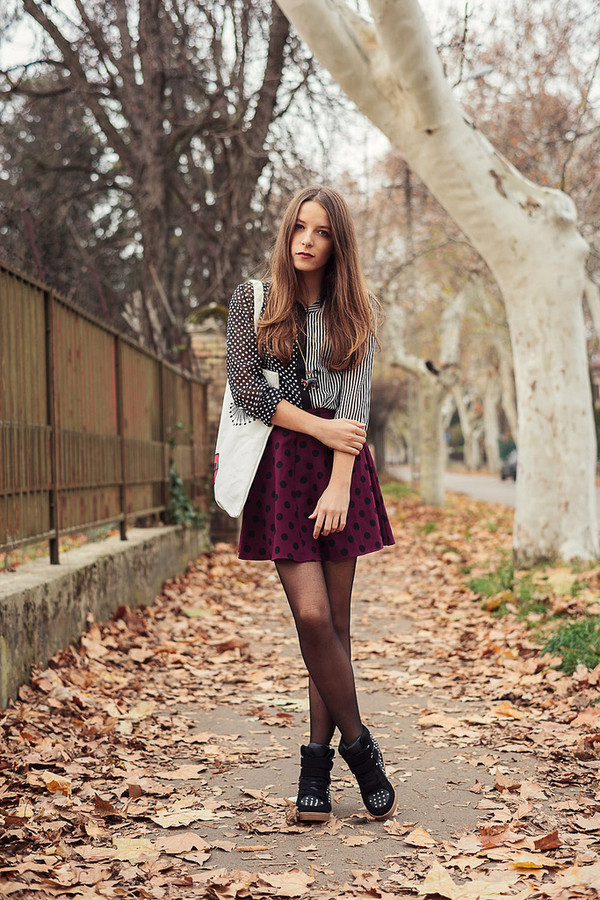 iemmafashion shirt shoes skirt jewels bag