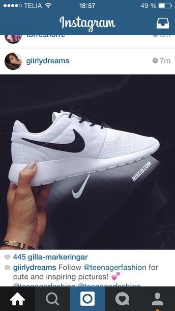 shoes run