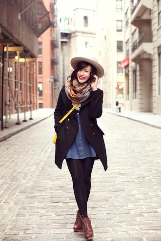 keiko lynn skirt shoes bag scarf coat