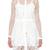 Anais Dress   White — Bib   Tuck