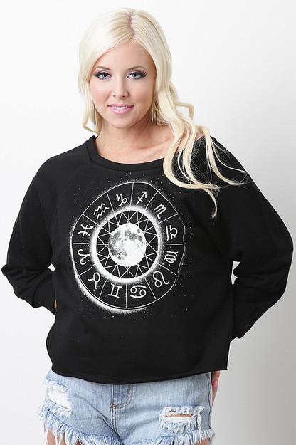 Open Zodiac Sweater ($33.00) - Svpply