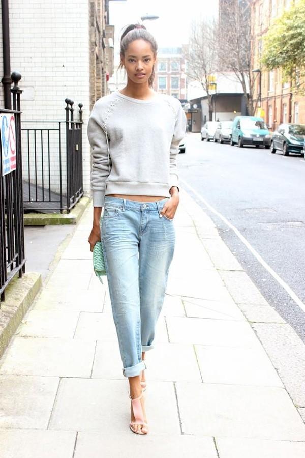 jeans boyfriend jeans shoes