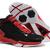 Nike Training Shoes Jordan Trunner Dominate Pro Black/White/Gym Red Men Style