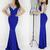 Sexy Luxury Deep V Neck Backless Mermaid Prom Cocktail Evening Gown Long Dress | eBay