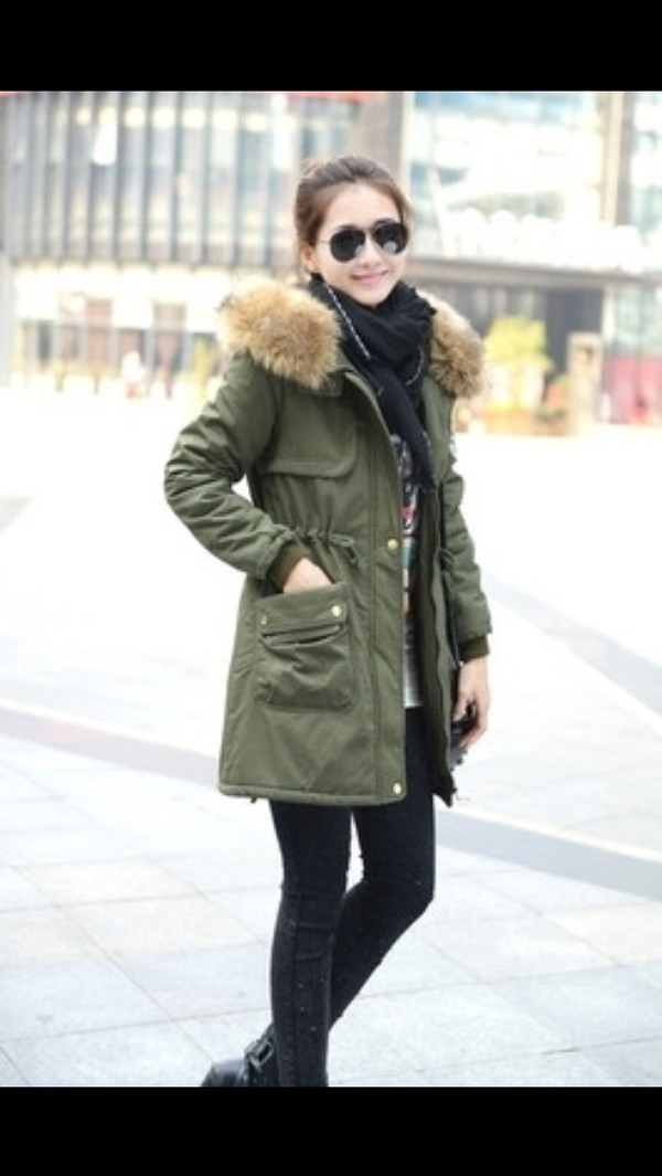 jacket parka winter sweater hipster swag winter jacket winter coat