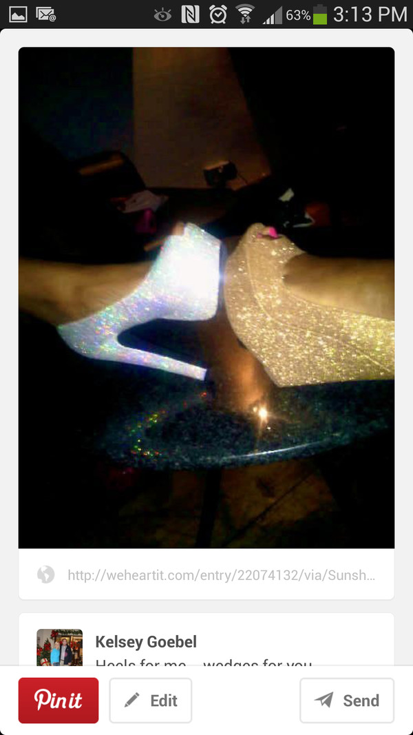 shoes white bling heels