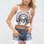 SABO SKIRT  Indian Skull Tank - (No Colour Specified) - 32.0000