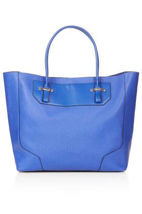 Saffiano Tote Bag - Bags & Wallets  - Bags & Accessories  - Topshop USA