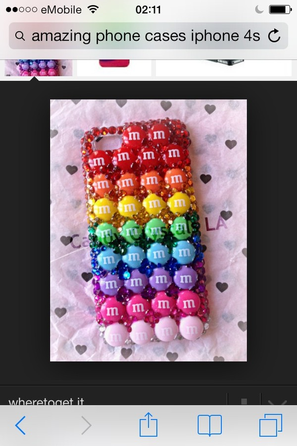 jewels phone cover