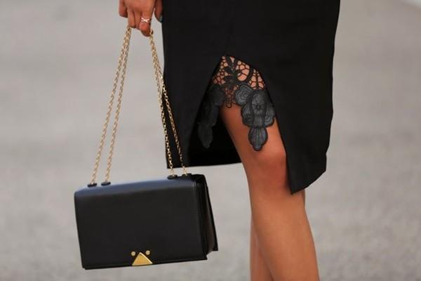 black dress lace dress little black dress crochet maxi dress crochet dress