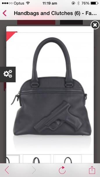 bag handbag big bag gun bag gun designer