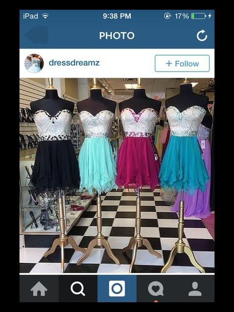 dress i love the light blue dress❤️