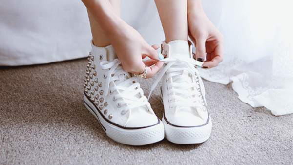 shoes converse studded