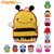 original factory price wholesales /retails cute animal lunchbox backpack child canvas lunch bags school bags kids backpack-in Backpacks from Luggage & Bags on Aliexpress.com