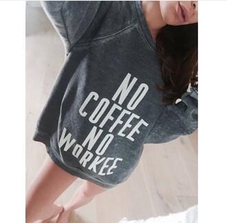 sweater jumper mornings oversized oversize sweater oversize jumper model lea michele rachel berry glee