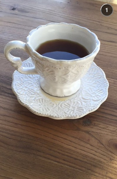 cup teacup home accessory kitchen coffee vintage mothers day gift idea dinnerware