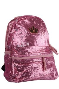 Amazon.com: Sparking Full Paillette Backpack Bag: Clothing
