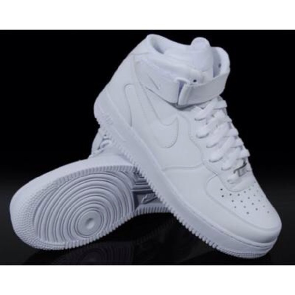 shoes nike air force white
