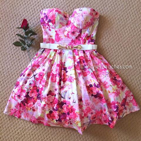 Love Actually Dress | Honey Peaches