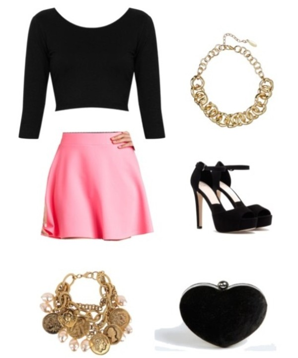 bag vogue-obsessions.blogspot.com jewels skirt