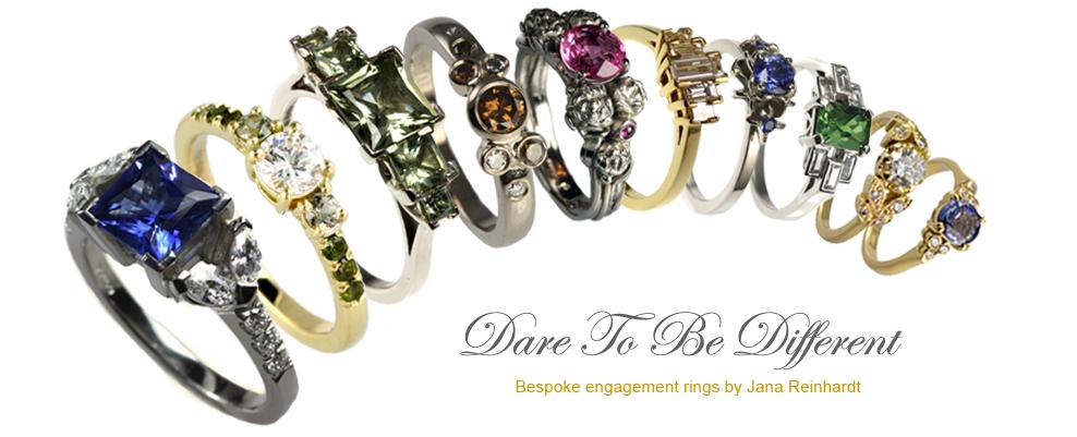 Jana Reinhardt - Contemporary, Bespoke & Handmade Jewellery - Jewellery with Personality