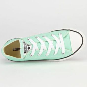 CONVERSE Chuck Taylor All Star Low Girls Shoes on Wanelo