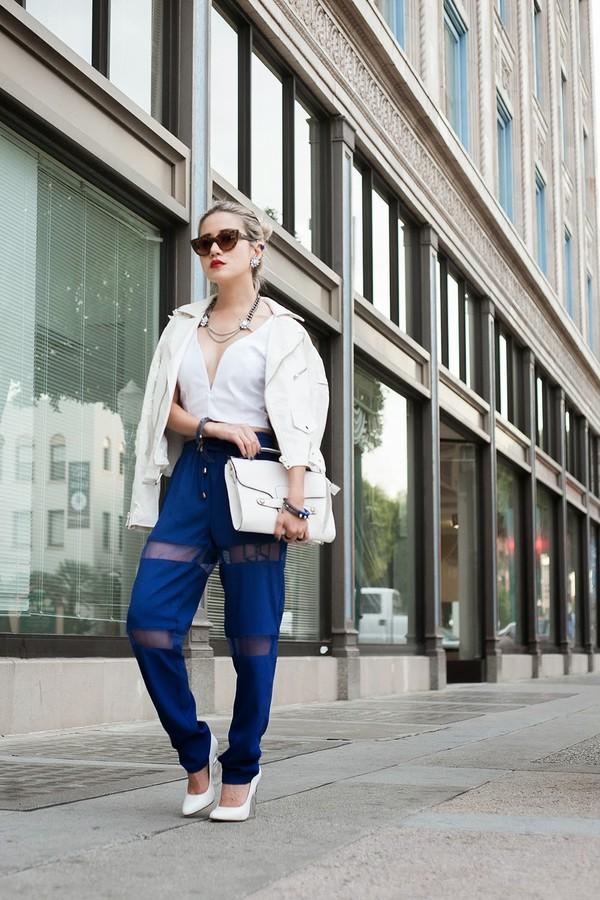 feral creature t-shirt pants bag shoes jewels sunglasses
