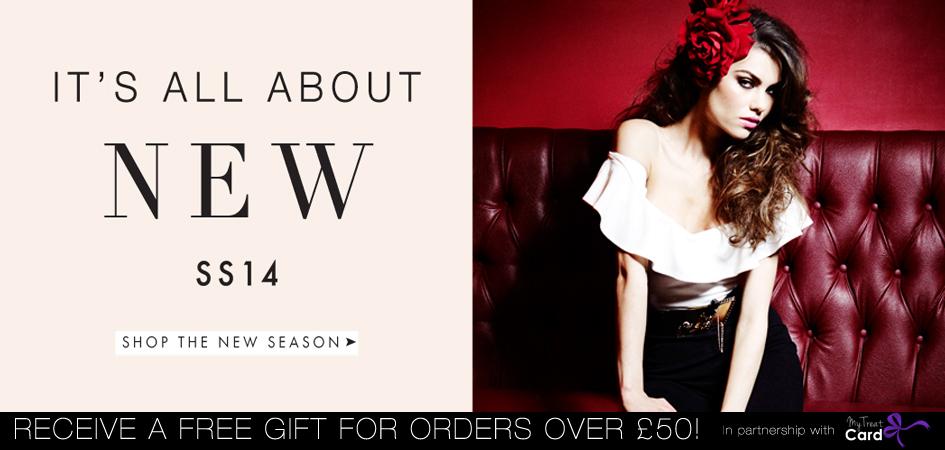 Women's Clothing, Dresses and Online Fashion - RareLondon UK