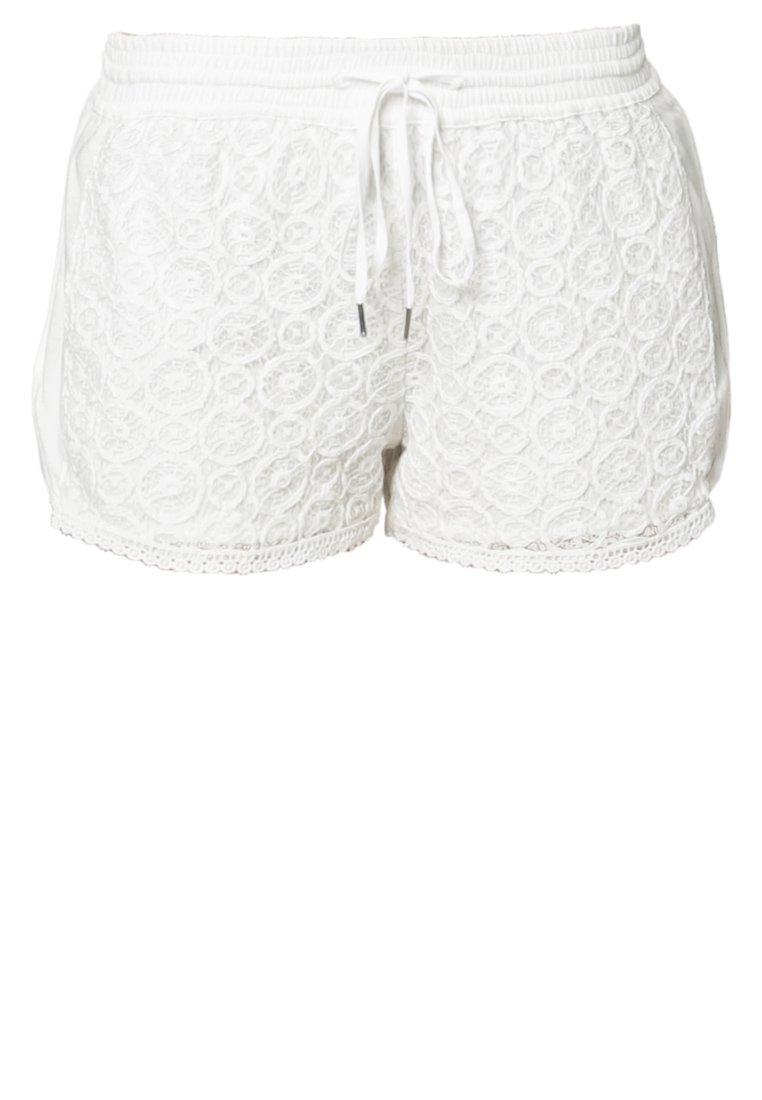 ONLY BELLIS - Shorts - whisper white - Zalando.de