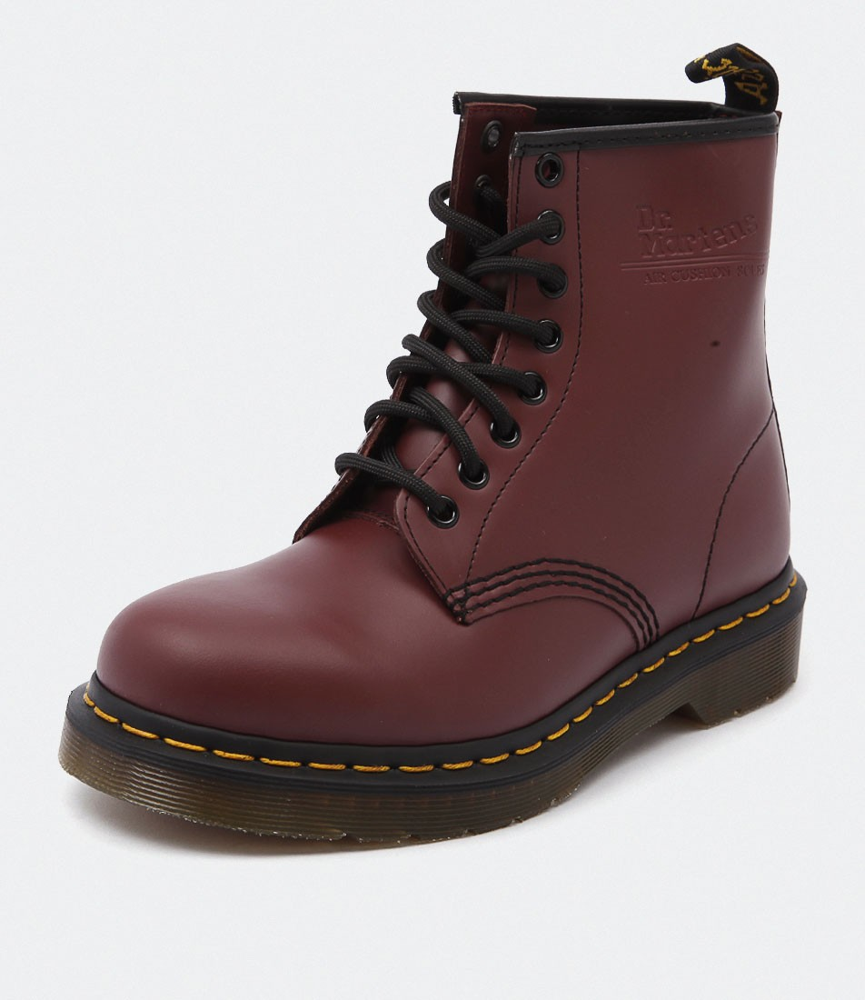 Women's 1460z Cherry by Dr. Martens Shoes Online from Styletread