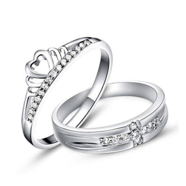 jewels gullei com jewelry outfit couples his and hers personalized wedding - Personalized Wedding Rings