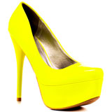 Ellen - Neon Yellow, Veda Soul, 59.99, FREE 2nd Day Shipping!