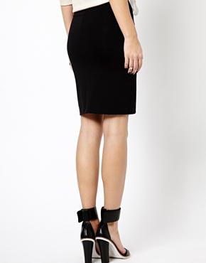 Whistles | Whistles Jersey Tube Skirt at ASOS