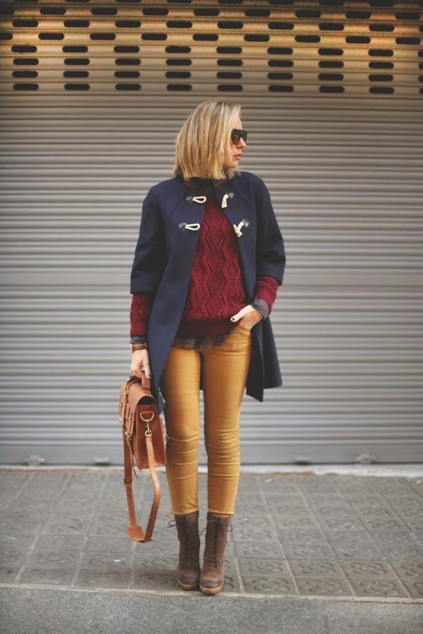 my showroom jeans shirt sweater coat bag shoes sunglasses