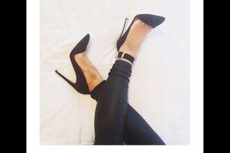 shoes heels pointy black cute pretty christmas high women lady feminine clubwear sweet beaut meal precious girly girl high heels