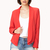 Refined High-Cut Blazer | FOREVER21 - 2000070018