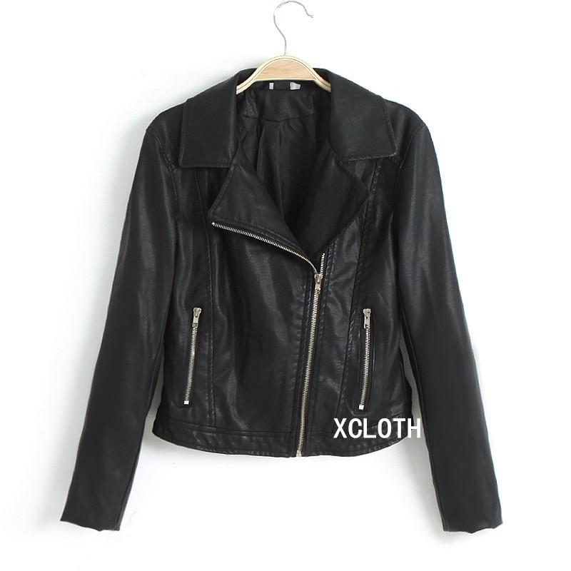 Leather Biker Jacket In Skull Pattern Outerwear Coat Leather Jacket Skull Jacket Biker Jacket Big C on Luulla
