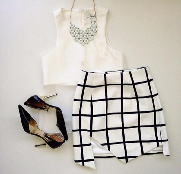 skirt shorts skorts white skort stripes jewels shirt beige